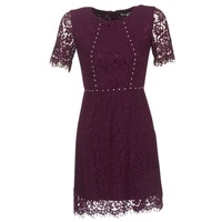 Clothing Women Short Dresses Morgan ROUJEL BORDEAUX