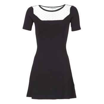 Clothing Women Short Dresses Morgan RAYALI Black