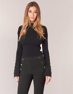 Clothing Women jumpers Morgan MJIK Black