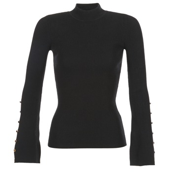 Clothing Women jumpers Morgan MJIK Black