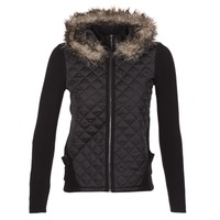 Clothing Women Jackets / Cardigans Morgan MASTO Black
