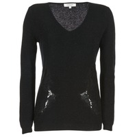 Clothing Women jumpers Morgan MDAN Black