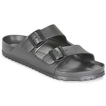 Shoes Mules Birkenstock ARIZONA Grey