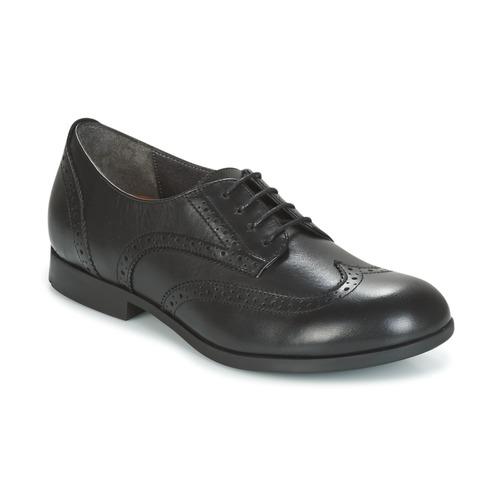 Shoes Women Derby Shoes Birkenstock LARAMI LOW Black