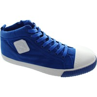 Shoes Men Hi top trainers S.Oliver 5-15205-28 Blue