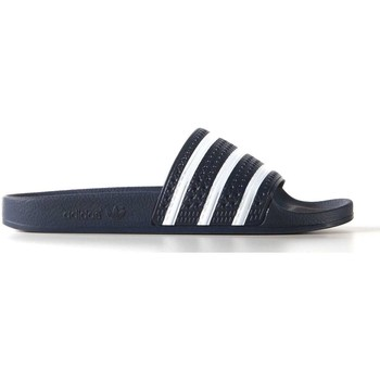 adidas  288022 Sandals Man Blue  mens Mules  Casual Shoes in blue