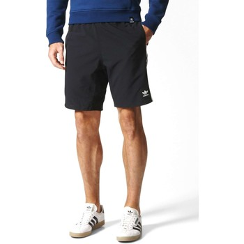 Clothing Men Shorts / Bermudas adidas Originals BK6776 Bermuda Man Black Black