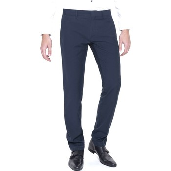 Clothing Men 5-pocket trousers Antony Morato MMTR00321 FA600040 Trousers Man Blue Blue