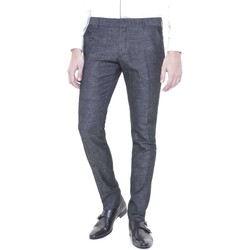 Clothing Men 5-pocket trousers Antony Morato MMTR00321 FA950082 Trousers Man Blue Blue