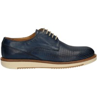 Shoes Men Derby Shoes Exton 528 Lace-up heels Man Blue Blue