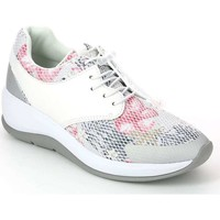 Shoes Women Low top trainers Grunland SC2714 Sneakers Women Bianco Bianco