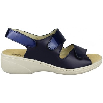Shoes Women Sandals Comfort Class PLANTILLA EXTRAIBLE MARINO
