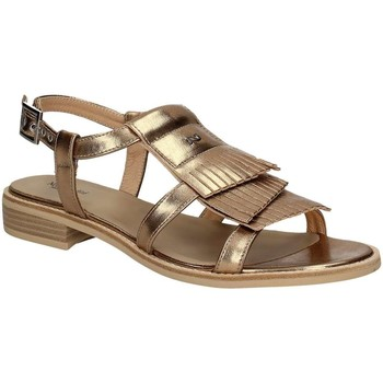 Shoes Women Sandals Nero Giardini P717721D Sandals Women Gold Gold
