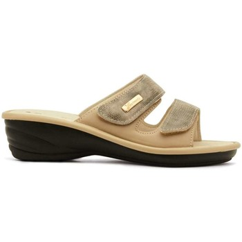Shoes Women Mules Susimoda 1694 Sandals Women Beige Beige