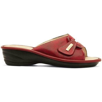 Shoes Women Mules Susimoda 1696 Sandals Women Red Red