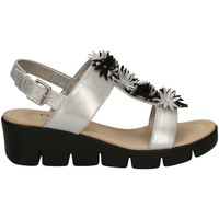 Shoes Women Sandals The Flexx B305/16 Wedge sandals Women Silver Silver