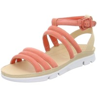Shoes Women Sandals Clarks Tri Nyla Red