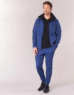 Clothing Men Tracksuit bottoms Nike TECH FLEECE JOGGER Blue