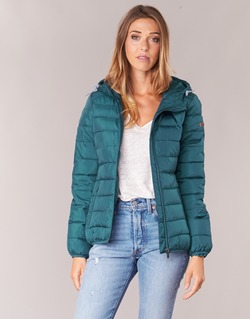 Clothing Women Duffel coats Roxy FOREVER FREELY Blue / Petrol