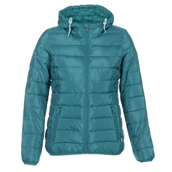 Clothing Women Duffel coats Roxy FOREVER FREELY Blue / Petrol