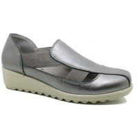 Shoes Women Sandals Relax 4 You BS17411 gris