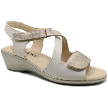 Shoes Women Sandals Relax 4 You BS171002 beige