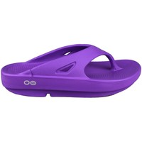 Shoes Flip flops Oofos OORIGINAL MORADO