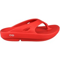 Shoes Flip flops Oofos OORIGINAL ROJO