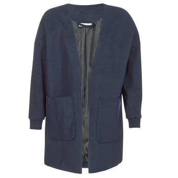 Clothing Women Jackets / Cardigans Noisy May CARRY Marine