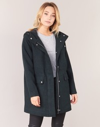 Clothing Women coats Noisy May TOWN Black