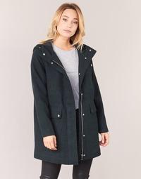 Clothing Women Coats Noisy May TOWN Black