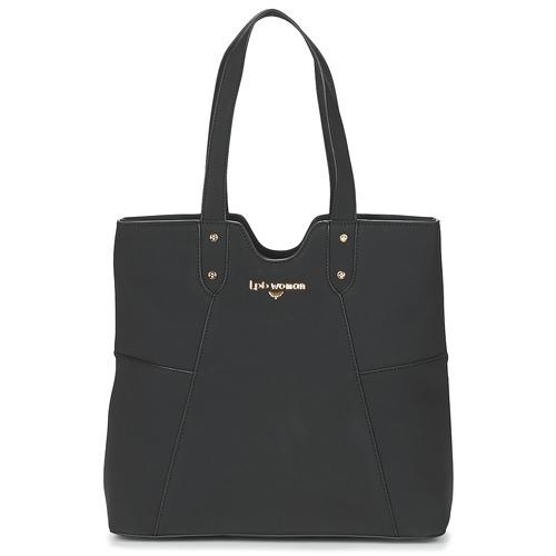 Bags Women Small shoulder bags LPB Woman DELMO Black
