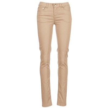 Clothing Women 5-pocket trousers Les P'tites Bombes BEMBRELA BEIGE