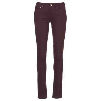 Clothing Women 5-pocket trousers Les P'tites Bombes BEMBRELA PRUNE