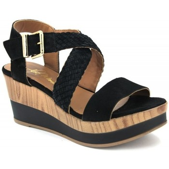 Shoes Women Sandals Alpe 3395 black