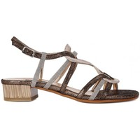 Shoes Women Sandals Albano LUX BRONZO     91,9