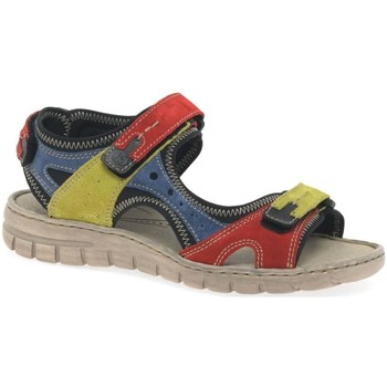 Shoes Women Sandals Josef Seibel Stefanie 23 Womens Casual Sandals Multicolour