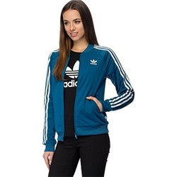 Clothing Women Track tops adidas Originals Emb SG TT Blue