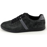 Shoes Men Low top trainers Calvin Klein Jeans SE8440GYH Black-Graphite