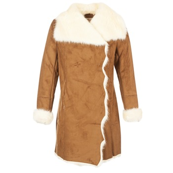 Clothing Women coats Derhy RADEAU CAMEL