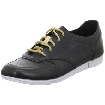 Shoes Women Low top trainers Clarks Tri Actor Black