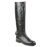 Shoes Women High boots Marc Jacobs CHAIN Black