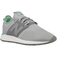 Shoes Women Low top trainers New Balance NBWRL247FCB080 Grey