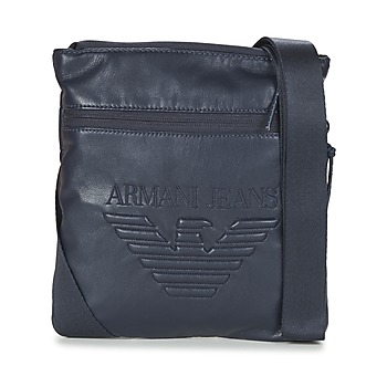 Bags Men Pouches / Clutches Armani jeans GIBOU Marine