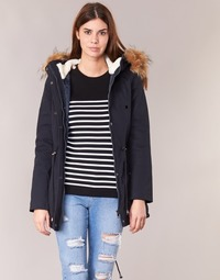 Clothing Women Parkas Moony Mood HADDY Marine
