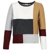 Clothing Women jumpers Vila VIPLACEIT Multicoloured