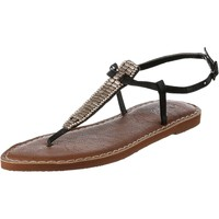 Shoes Women Sandals Protest SANDALIA NEGRO