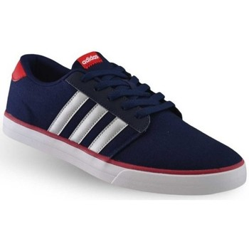 Shoes Men Low top trainers adidas Originals VS SKATE MARUNI/PLAMAT/ESCARL AZUL