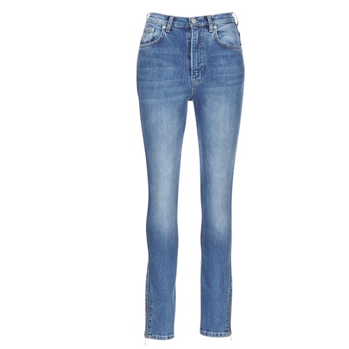Clothing Women slim jeans Pepe jeans GLADIS Ga7 / Blue / Clear