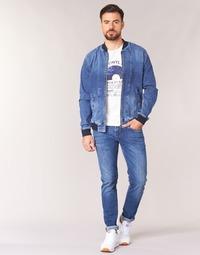 Clothing Men slim jeans Pepe jeans HATCH F37